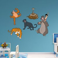 Fathead The Jungle Book Wall Decal Collection - Walmart.com