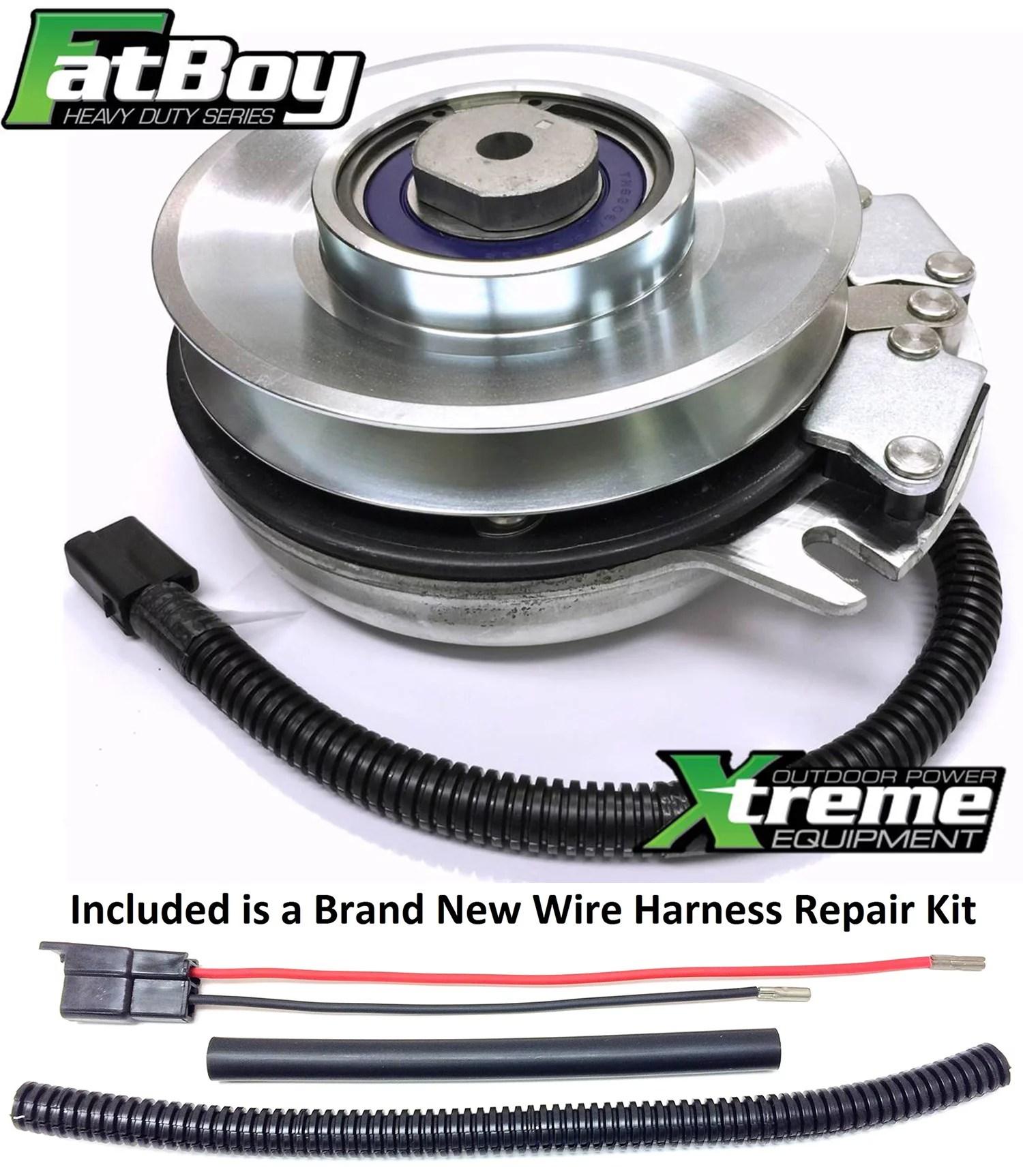 medium resolution of bundle 2 items pto electric blade clutch wire harness repair kitbundle 2 items pto electric blade clutch wire harness repair kit replaces bush hog