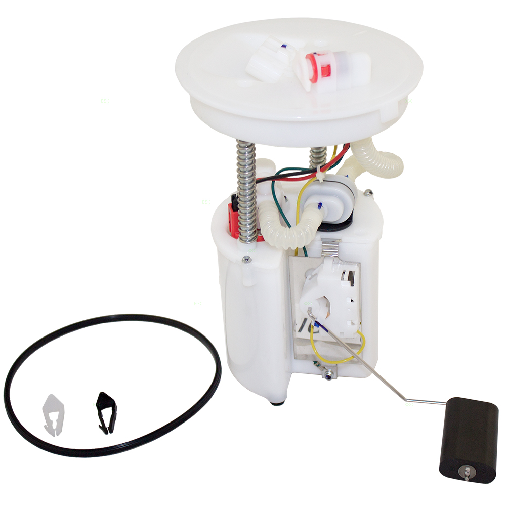 hight resolution of fuel pump module assembly replacement for ford focus 1m5z 9h307 ca e2556m walmart com