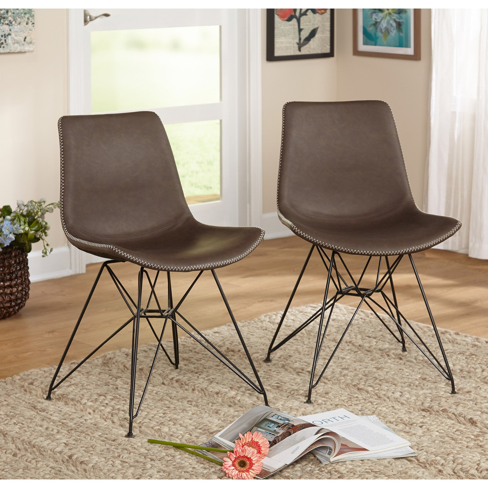 dining chairs set of 4 target pink chair marketing systems orleans side