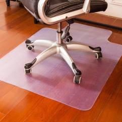 Office Chair Mat For Hardwood Floors Ikea Fold Away Table And Chairs Ktaxon Protector Non Slip Rug Pvc Mats Walmart Com