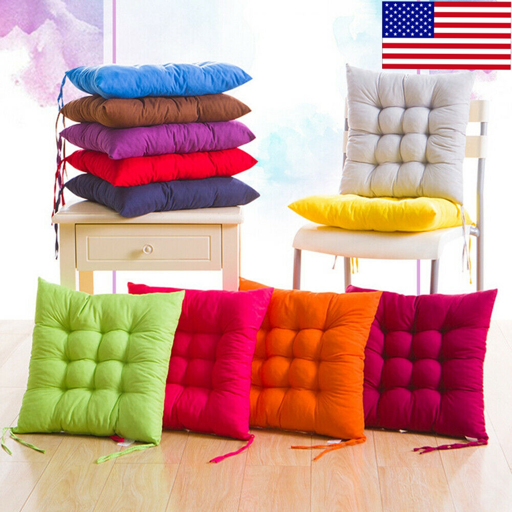 chair sit mat indoor outdoor seat pads cushion pads soft comfort sofa chair pads cushion pillow pads for garden patio home kitchen office park