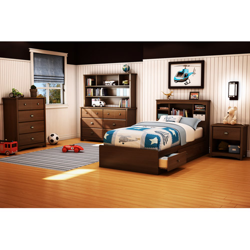 South Shore Willow Kids Bedroom Furniture Collection  Walmartcom