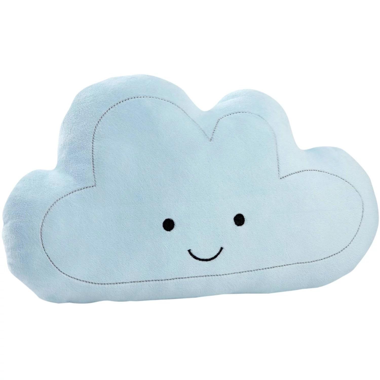 little love happy clouds decorative pillow
