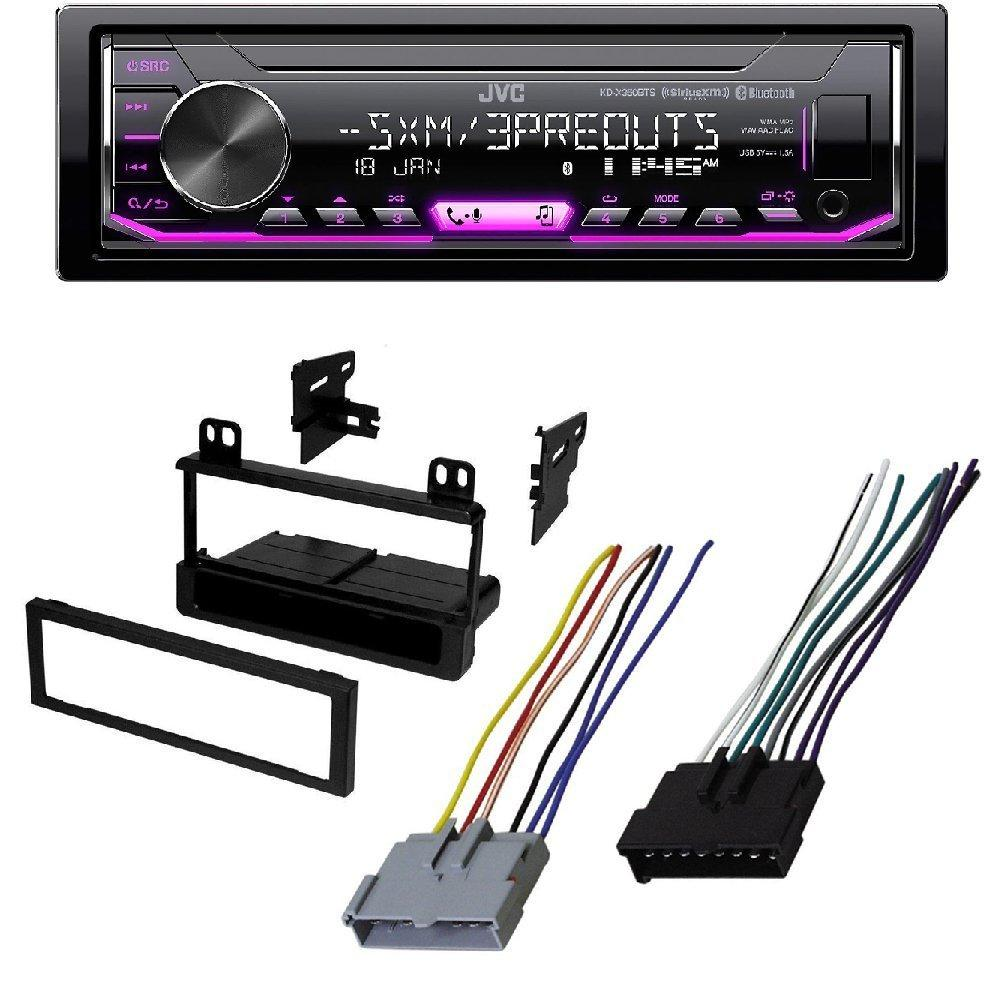medium resolution of jvc kd x350bts 1 din car digital media bluetooth receiver usb iphone iphone ford wiring harness kits