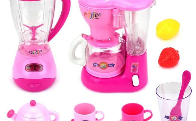 Mini Dream Kitchen 2 Pretend Play Toy Kitchen Appliances