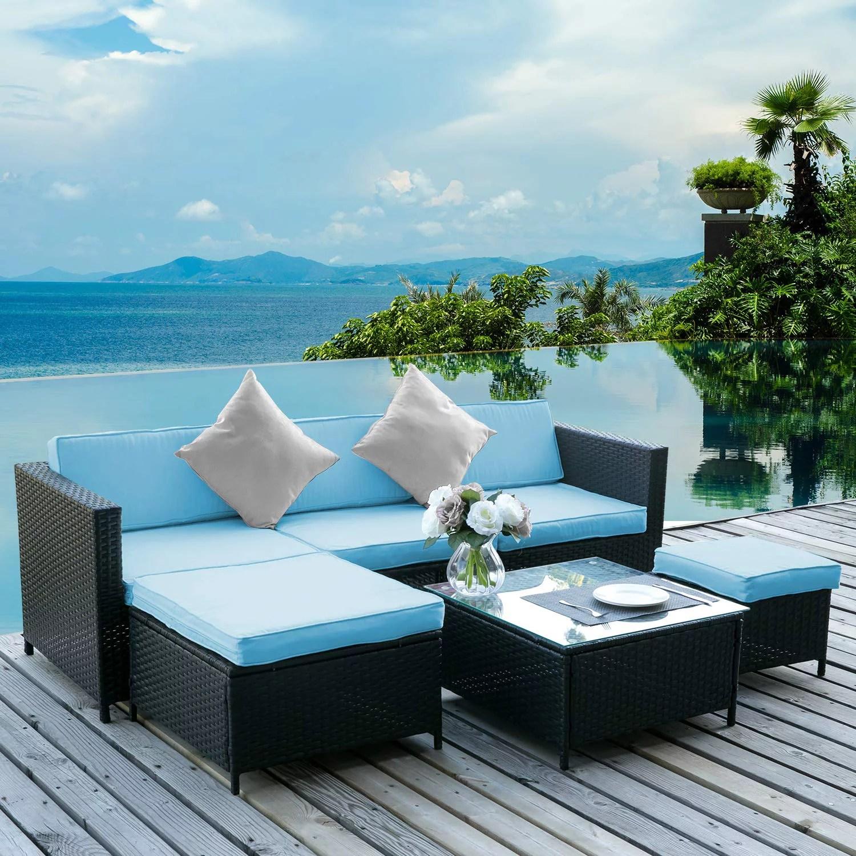 outdoor furniture 6-piece