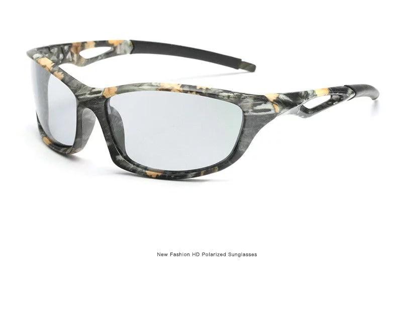 Polarized Photochromic Sunglasses Men's UV400 Driving ...