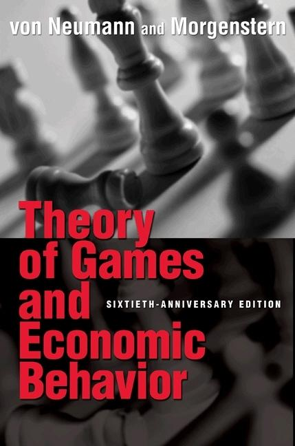 Princeton Classic Editions Theory Of Games And Economic
