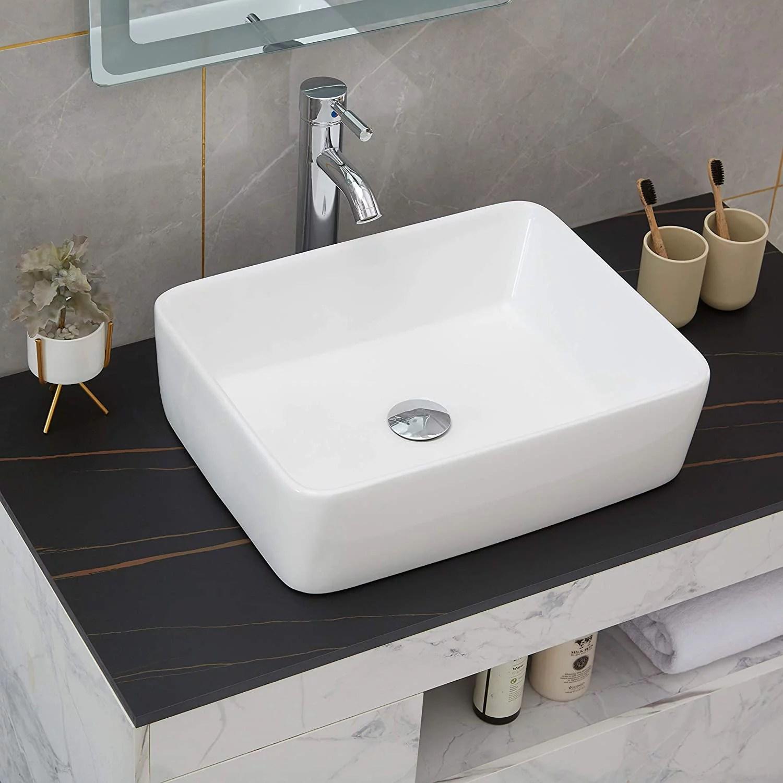 vanity tops for vessel sinks walmart com