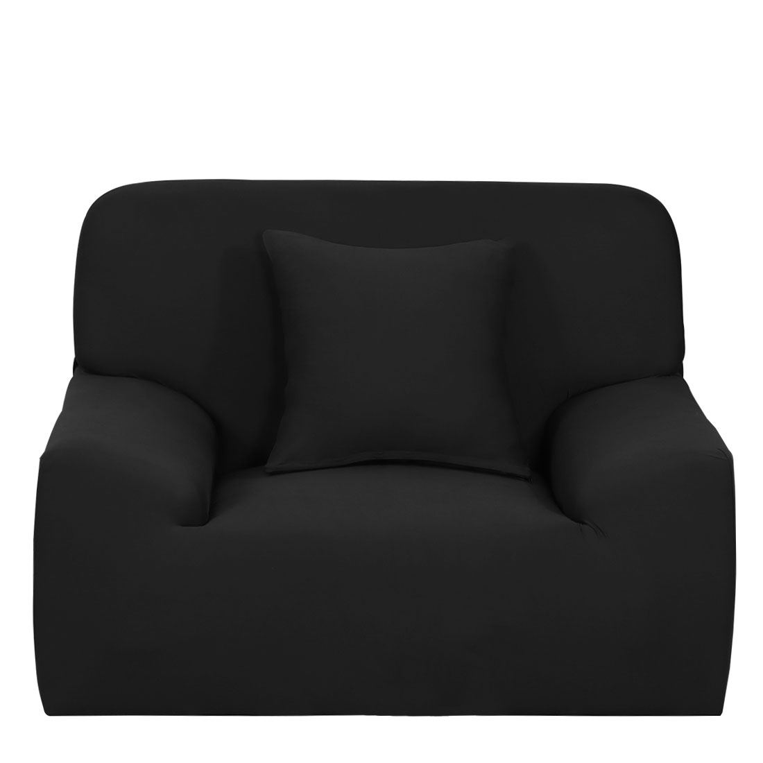 black chair covers walmart hanging on grace and frankie stretch sofa cover loveseat couch slipcovers