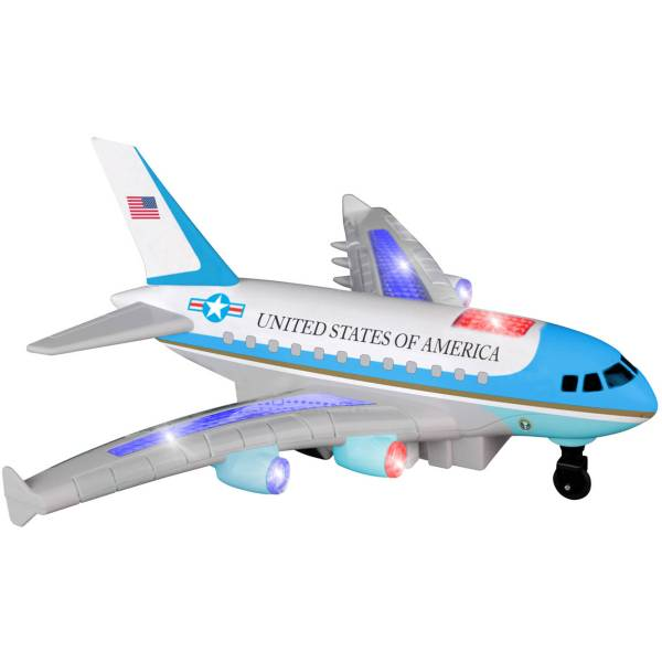 Daron Toy Plane 717 - Year of Clean Water
