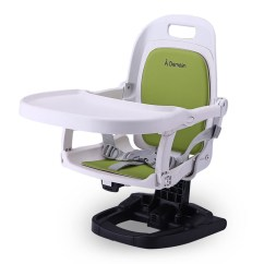 Booster Seat Or High Chair Which Is Better Rail Profiles Comfort Baby Portable Travel Camping Highchair Bag Foldable