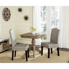 Safavieh Dining Chairs Leap Chair Steelcase Odette Wicker Multiple Colors Set Of 2 Walmart Com