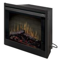 Dimplex 33 in. Built-In Electric Fireplace Insert ...