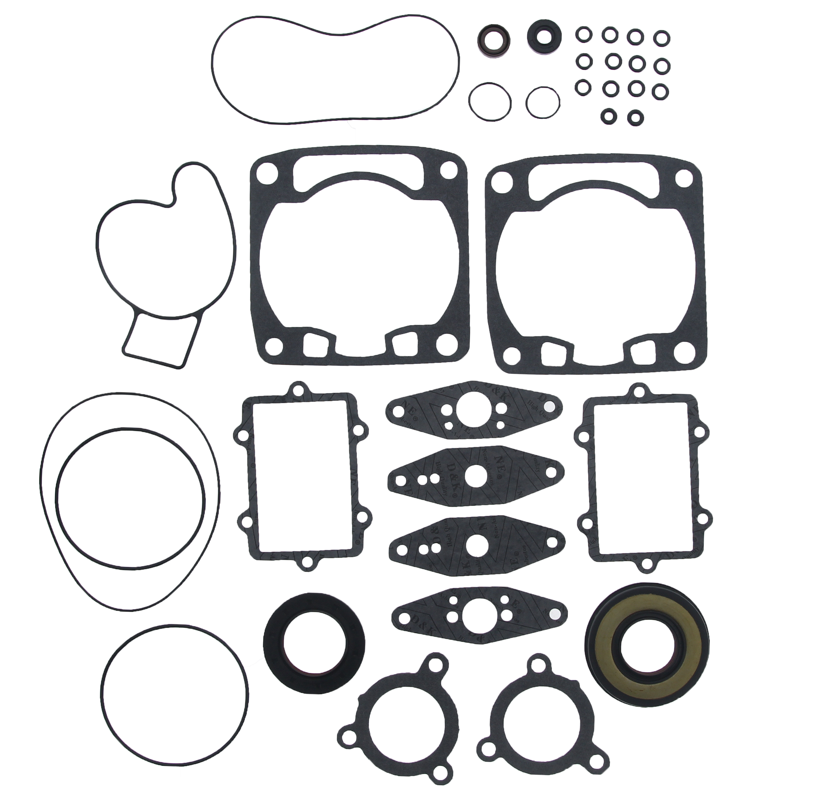 Complete Gasket Kit fits Arctic Cat M7 Mountain Cat 700