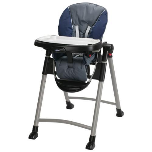 Graco Contempo Space Saver High Chair Midnight  Walmartcom