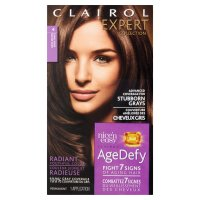 Clairol Expert Collection Age Defy Hair Color, 4 Dark ...