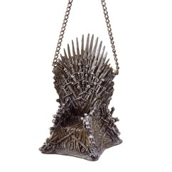 Game Of Throne Chair Turquoise Wingback Slipcover Thrones Ornament Hanging Sword 3 High Walmart Com