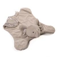 Gund Baby Bubbles Elephant Comfy Cozy Baby Blanket ...