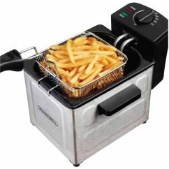 Kitchen Fryer Marielle Faucet Proctor Silex 1 5 L Professional Style Deep Model 35041 Walmart Com