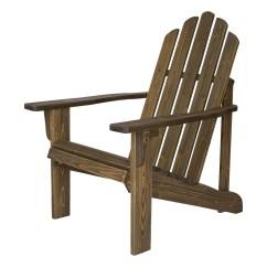Adirondack Chairs Walmart Banquet Shine Company Marina Rustic Chair Barnwood