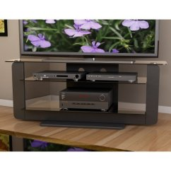 Sofa Mart Lakewood Skeidar Edge Sauder Soft Modern Highboy Fine Walnut Tv Stand For Tvs Up ...