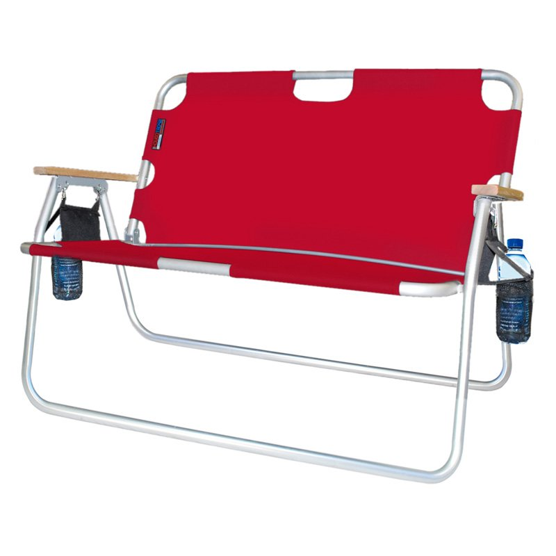 Algoma Tailgater Double Seat Folding Lawn Chair  Walmartcom