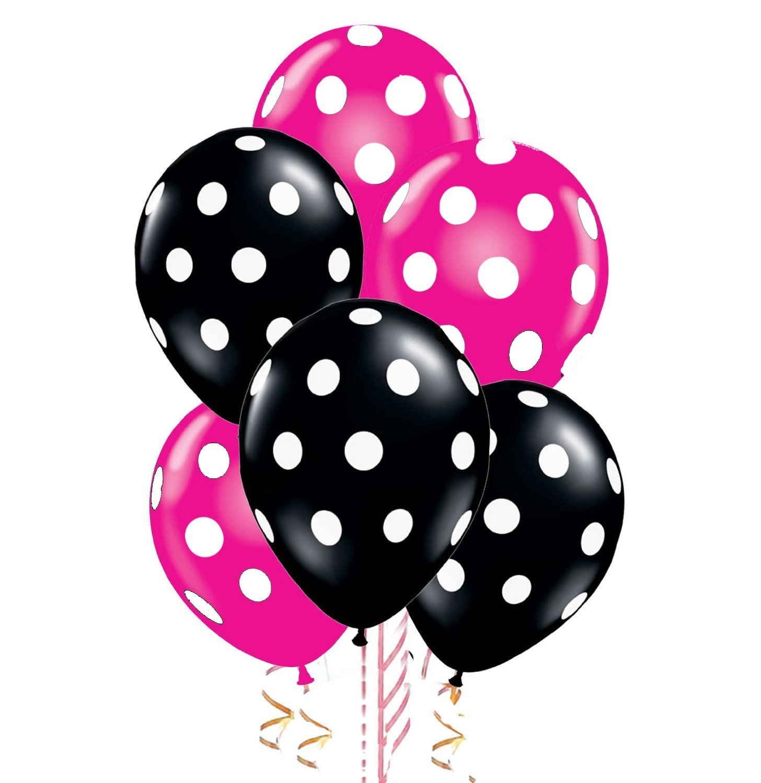 polka dot balloons 11 premium