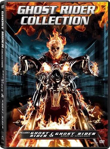 Ghost Rider Ghost Rider Spirit Of Vengeance Walmart