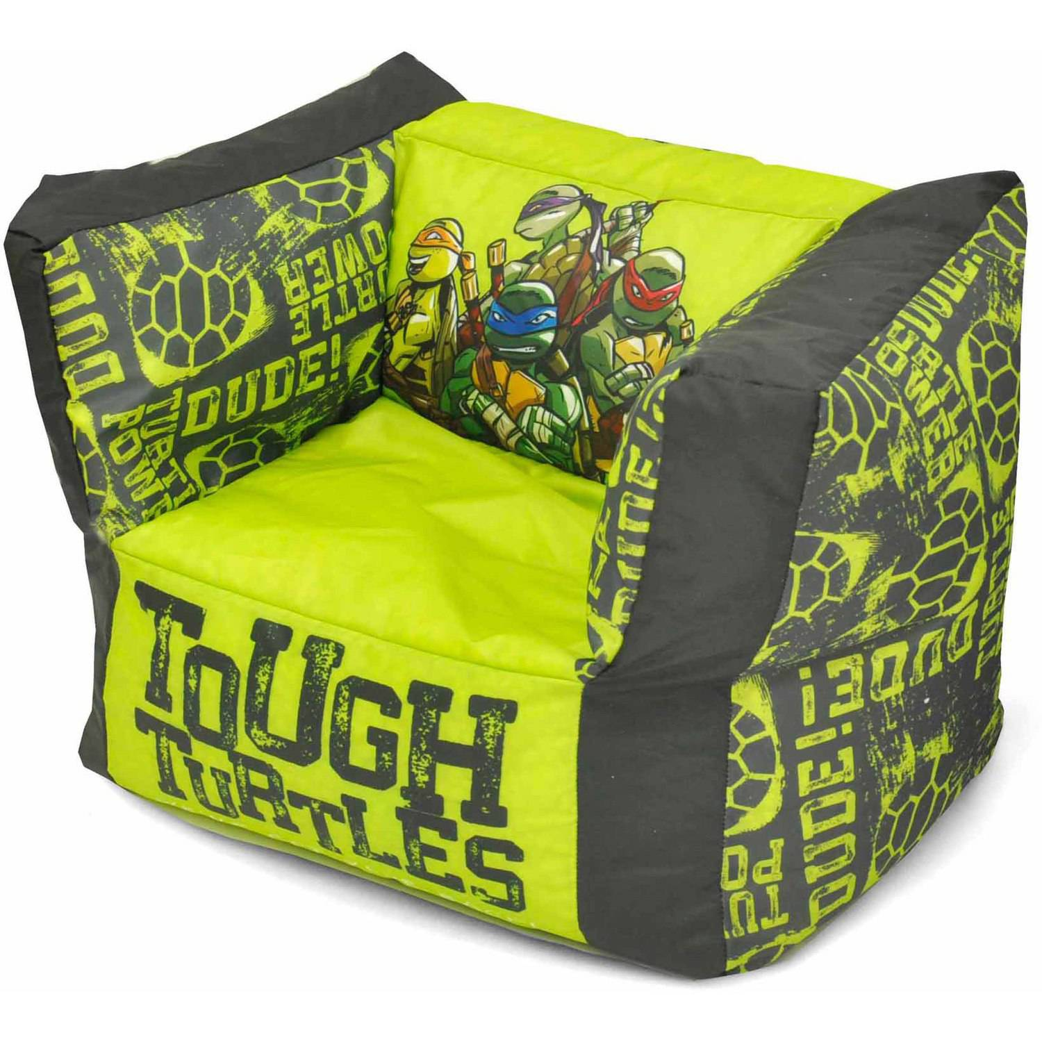 Bean Bag Chair New Ninja Turtles Square Bean Bag Chair Free 2 Day