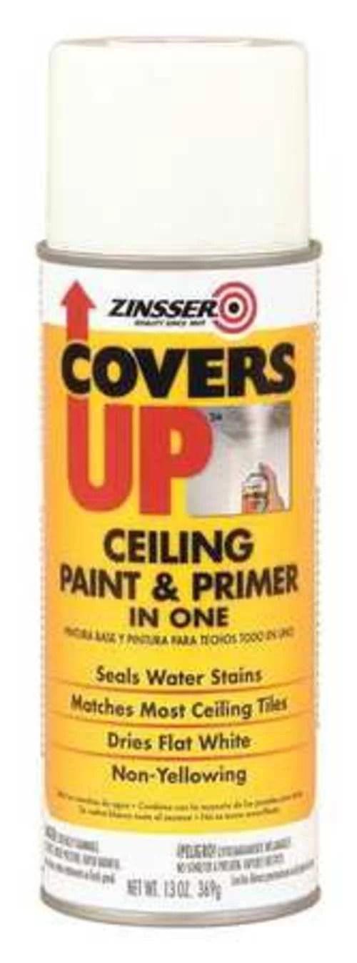 13 oz white acoustical ceiling tile spray paint