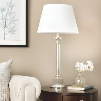 Crystal Base Table Lamp, Modern Table Lamp, Living Room ...
