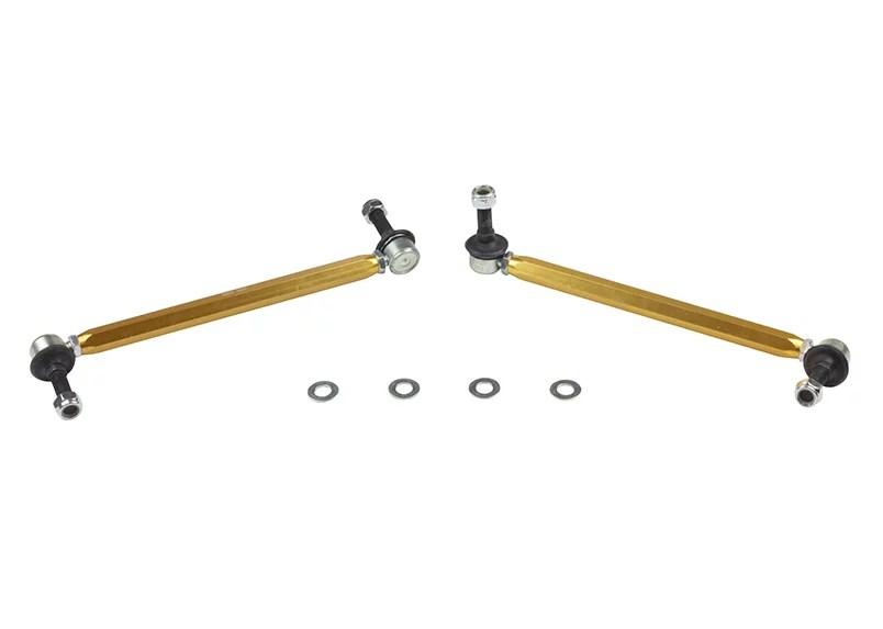 Whiteline KLC175 Front Swaybar Link Kit; Fits Chevrolet