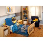 Batman 4 Piece Toddler Bedding Set Walmart Com Walmart Com