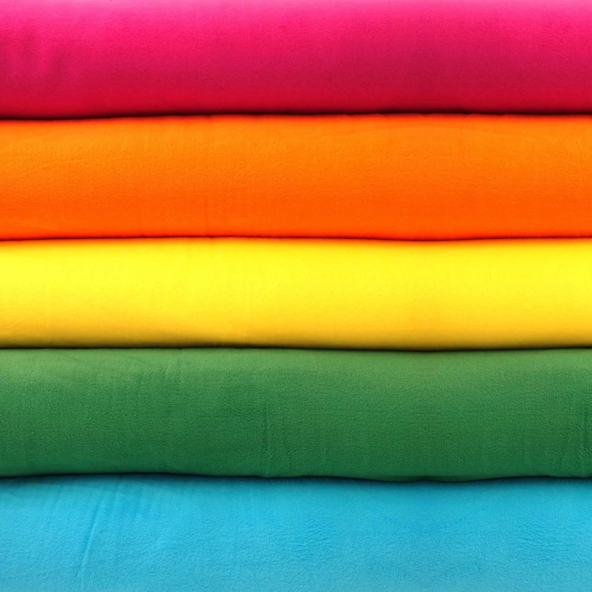 David Textiles Anti-Pill Fleece Solid 60″ Fabric