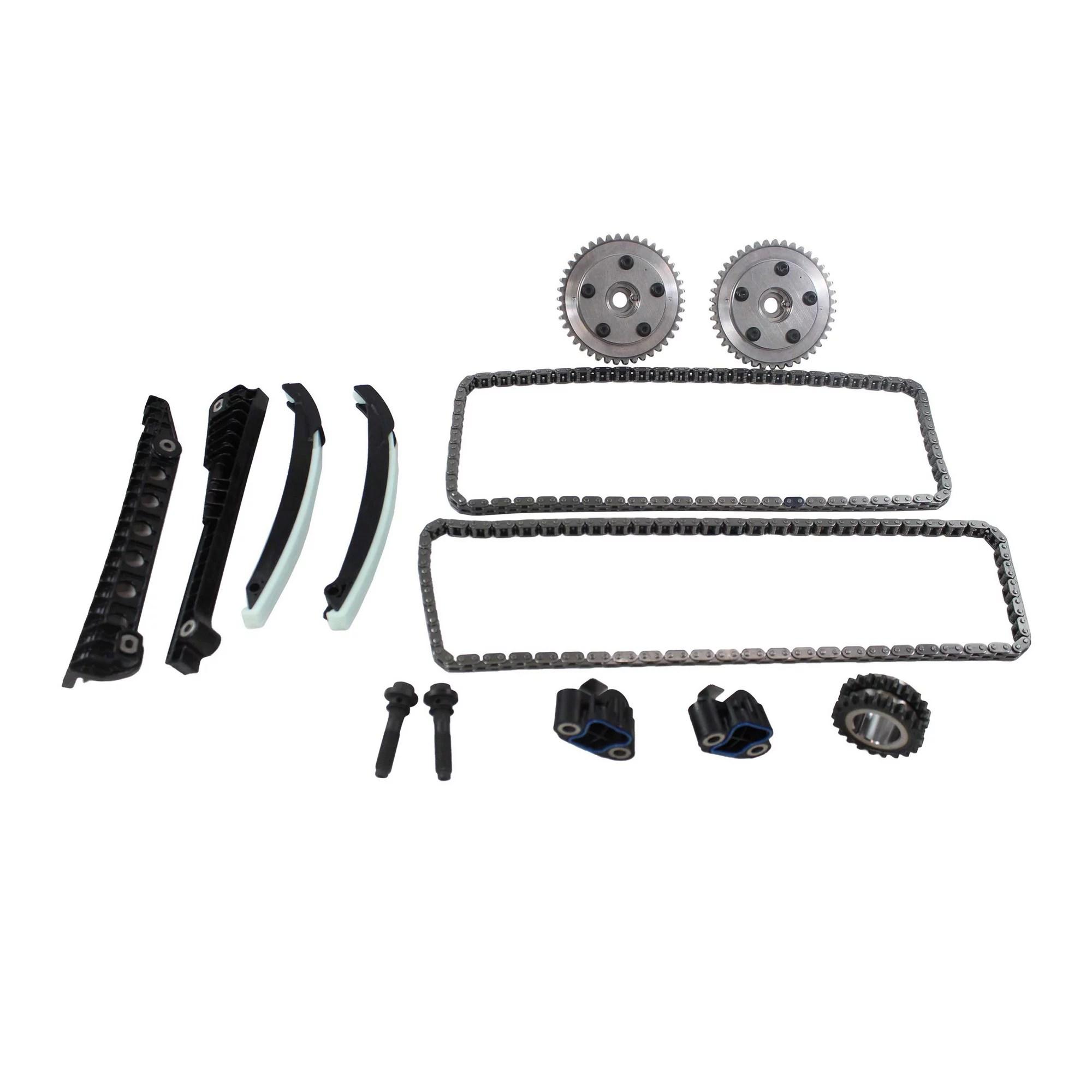 Dnj Tk Timing Chain Kit For 05 10 Ford Mercury