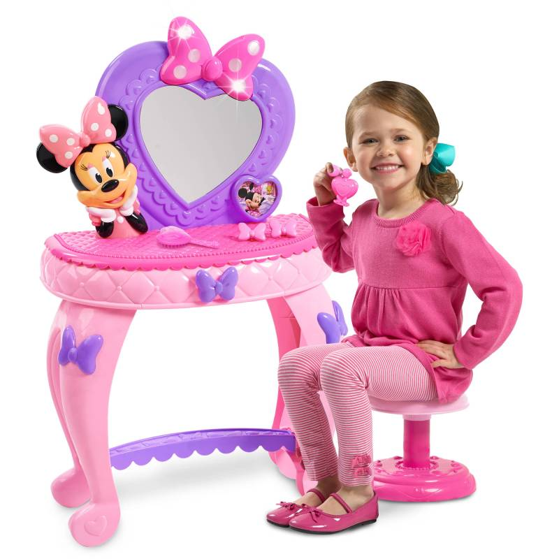Minnie Mouse Makeup Table Newmakeupjdi Co