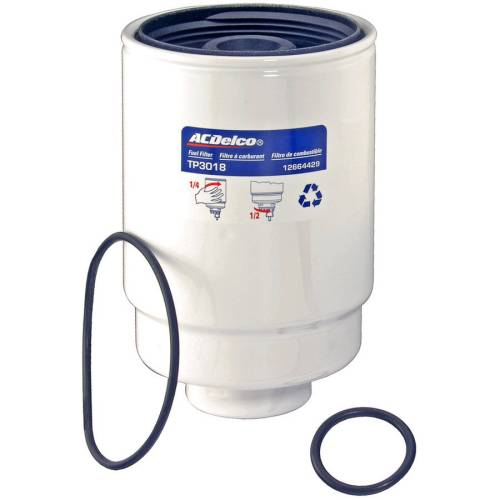 small resolution of about this bundle the acdelco tp3018 fuel filter