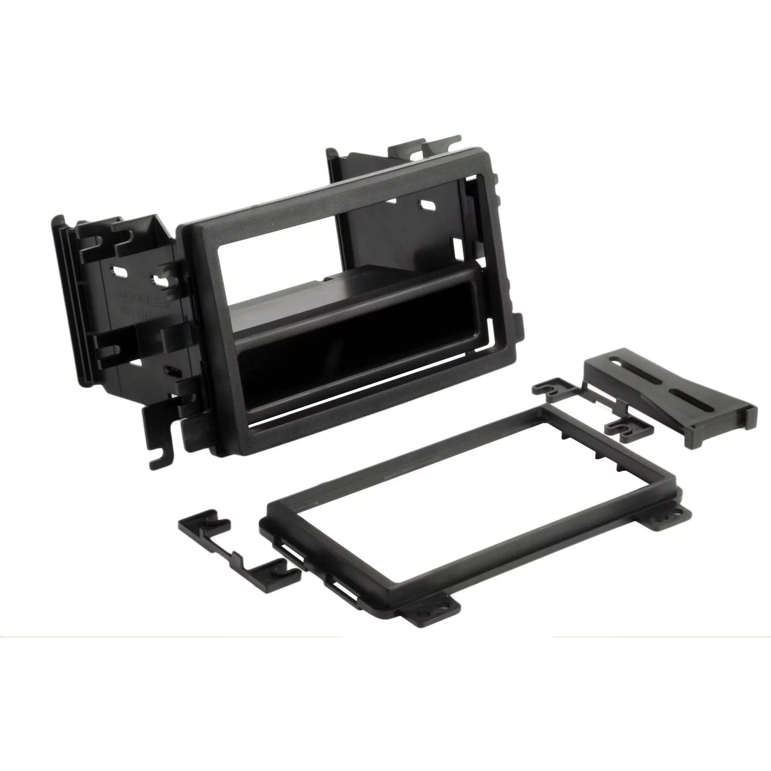 hight resolution of scosche fd3090 in dash install kit for 1995 and up ford vehicles walmart com