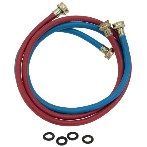 Peerless Hot and Cold Washing Machine Hose, 2pc