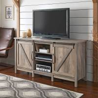 Better Homes and Gardens Modern Farmhouse TV Stand for TVs ...
