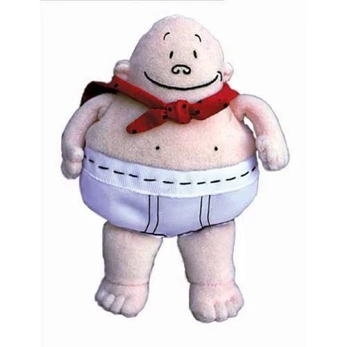 Captain Underpants Doll 8 Walmart