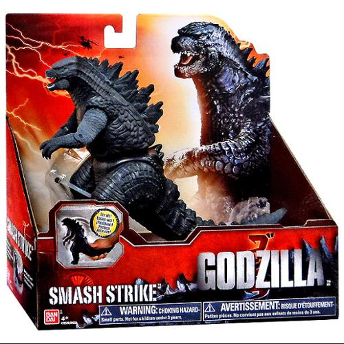 Godzilla 2014 Godzilla Action Figure Bite  Thrash