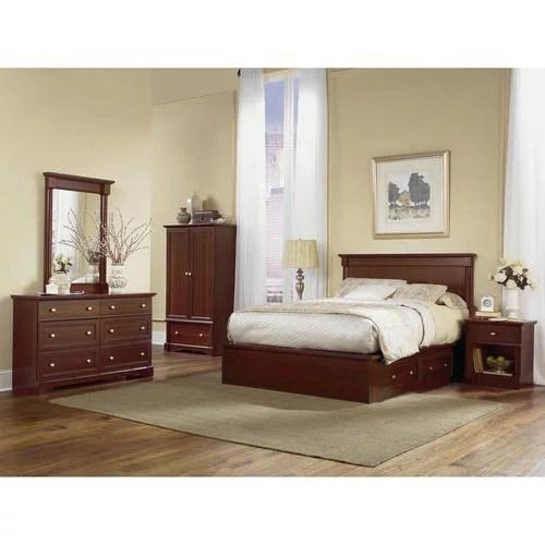 Sauder Palladia Bedroom Furniture Collection  Walmartcom