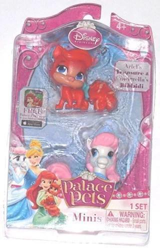 Treasure Palace Pets : treasure, palace, Disney, Princess,, Palace, Pets,, Ariels, Treasure, Cinderellas, Bibbidi,, 2-Pack, Walmart, Canada