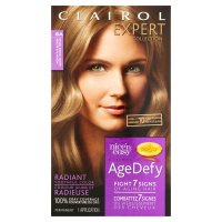 Clairol Expert Collection Age Defy Blonde Hair Color, 8A ...
