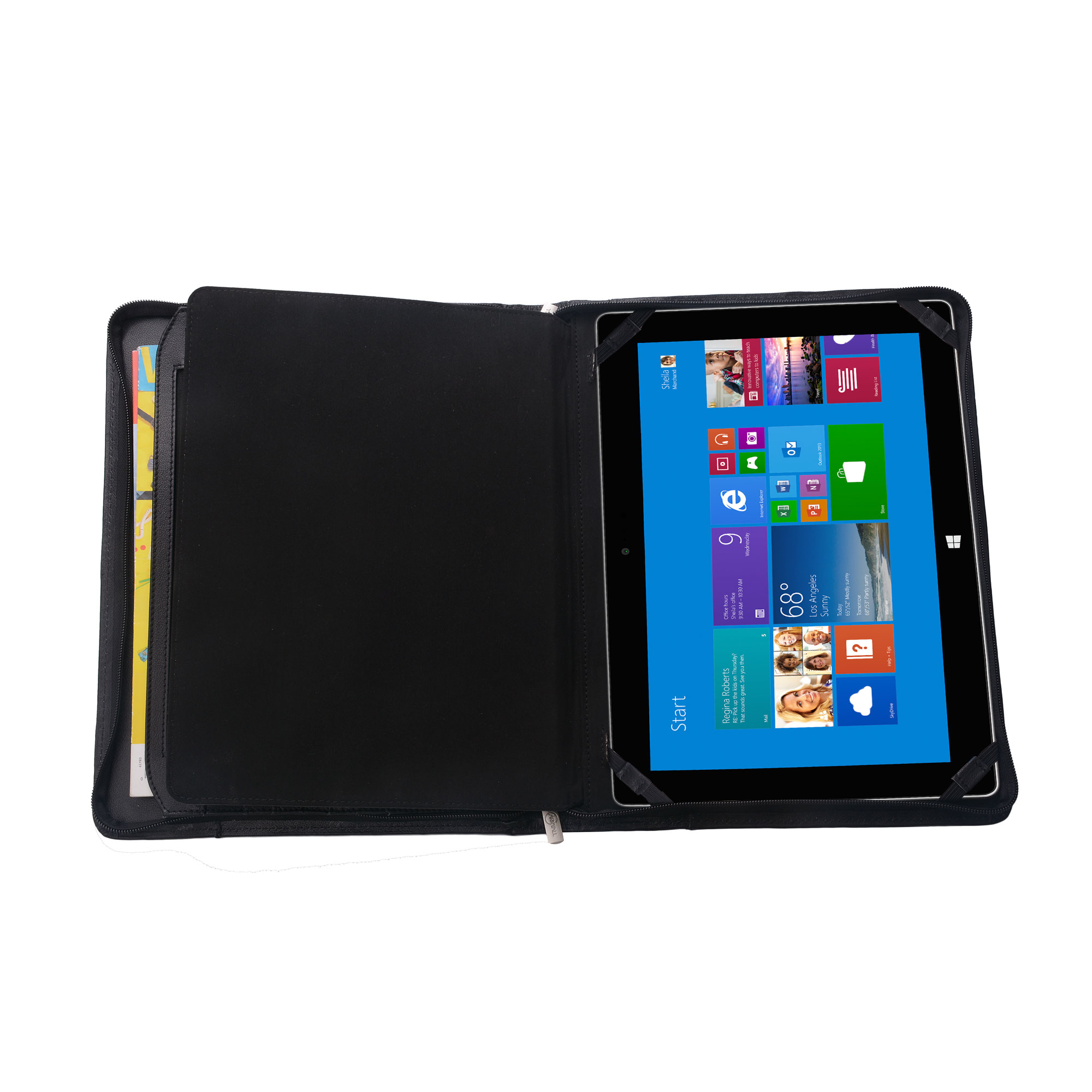 deluxe leather ipad air