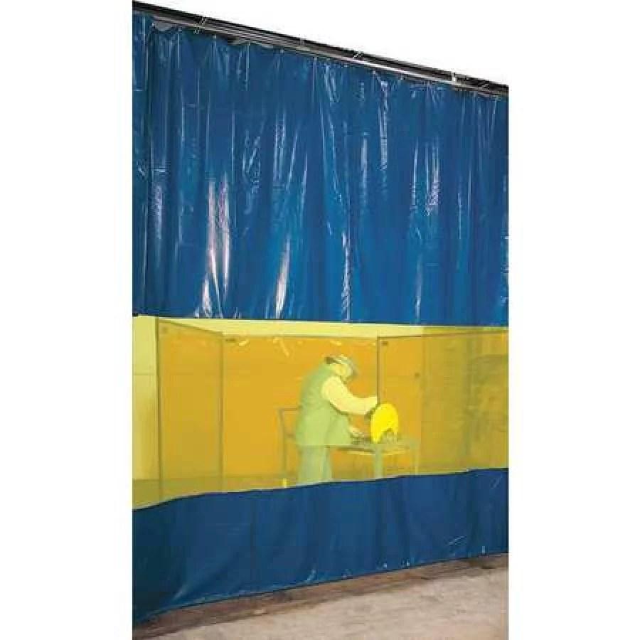 steiner awy80 welding curtain partition kit 10ft x 8ft walmart com
