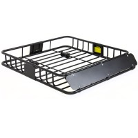 Best Choice Products BCP Universal Roof Rack Cargo Car Top ...